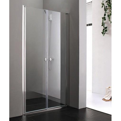 Glass B2 95 sprchové dvere do niky dvojkrídlové 92 – 96 cm