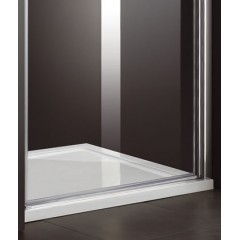 Glass B1 90 sprchové dvere do niky jednokrídlové 86 – 90 cm
