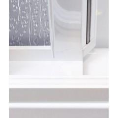 ROYAL B2 125- Sprchové dveře zasouvací 120-125cm