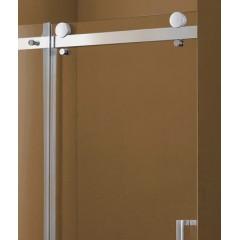 Tekno B2 - Luxusní sprchové dveře zasouvací 166-170 cm, sklo 8mm