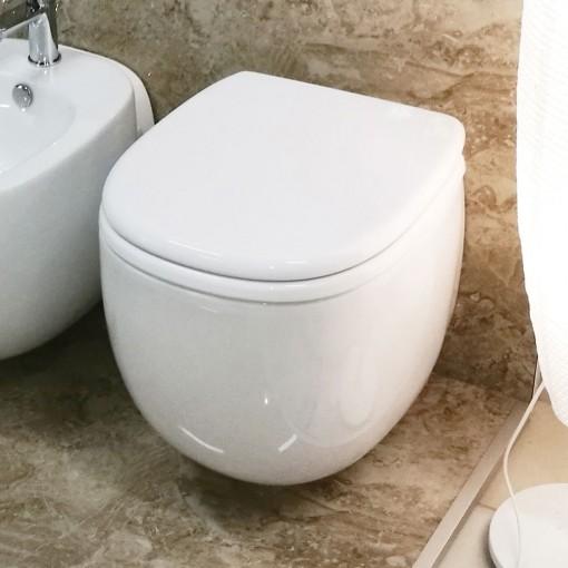 CARO závesné WC