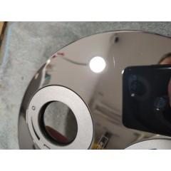 Hansgrohe Termostatická sprchová baterie pod omítku s uzavíracím ventilem, chrom 15757000 - výstavné vzorka