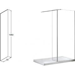 AVEO 30 bočný panel, 30x195 cm
