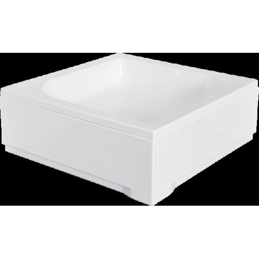 panel k sprchovým vaničkám ARES 90 × 90 × 15 cm