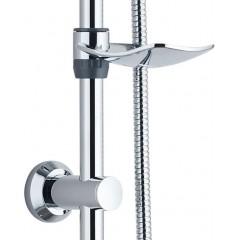 Sprchový set s tropickým dažďom EASY COOL vrátane sprchová batéria s rozstupom 150mm