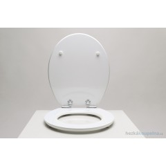 WC sedadlo Red Starfish MDF HG so spomaľovacím mechanizmom SOFT-CLOSE