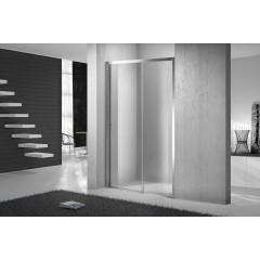Sprchové dvere zasúvacie Move D2 116-121cm