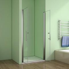 Sprchové dvere MELODY D2 100 dvojkrídlové 96 – 100x195 cm