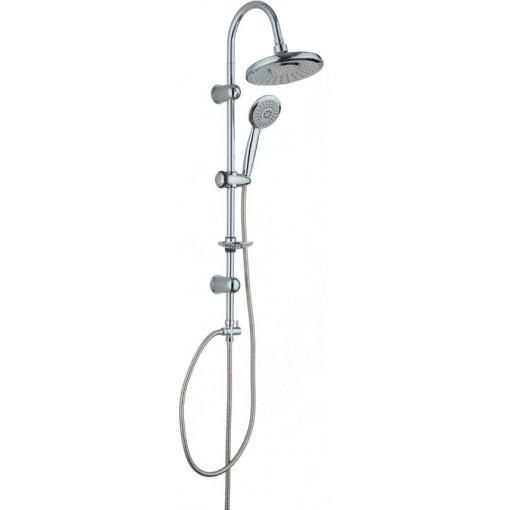 Sprchová súprava vrátane batérie s rozstupom 150 mm – letný dážď