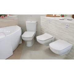 23012011-00-170B1-PP MERO WC mísa závěsná, včetně B sedátka SLIM soft-close