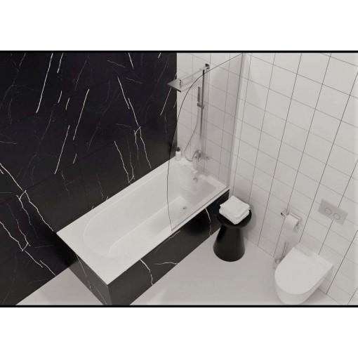 Akrylátová vaňa PERSO 170x75cm