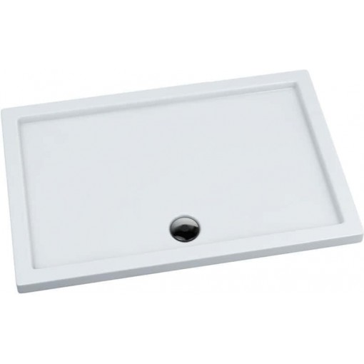Sprchová vanička akrylátová PRIMERO, obdĺžnik, 130x80x5cm