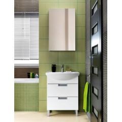 CERSANIT - Nábytkové umývadlo OMEGA 65 s otvorom K11-0003