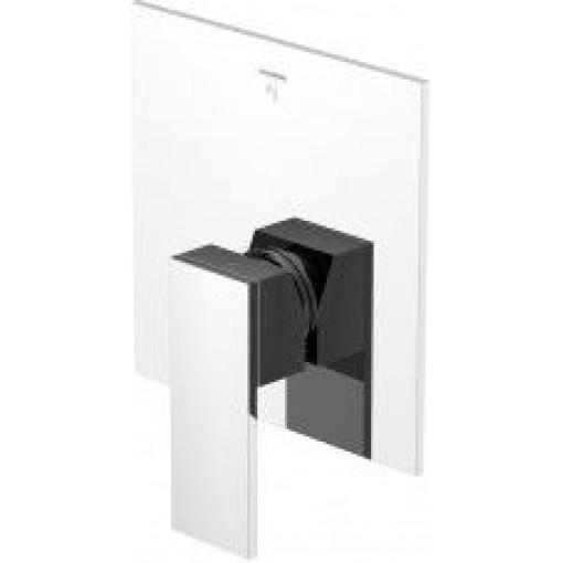 STEINBERG - Podomietková jednopáková zmiešavacie batérie pre vaňu / sprchu, chróm 160 2243