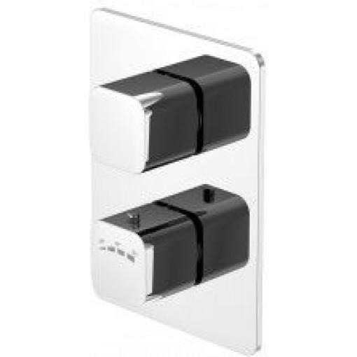 STEINBERG - Podomietková termostatická batéria / bez montážneho telesa /, chróm 230 4103