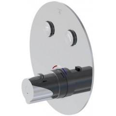 STEINBERG - Podomietková termostatická batéria so systémom PUSHTRONIC, 2 výstupy 390 4321