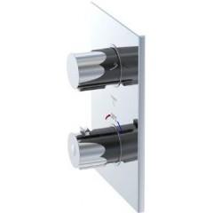 STEINBERG - Podomietková termostatická batéria / bez montážneho telesa /, chróm 120 4102 1