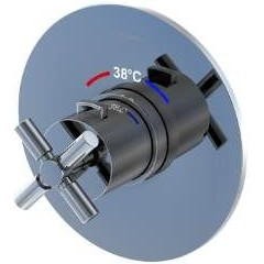 STEINBERG - Podomietková termostatická batéria / bez montážneho telesa /, chróm (250 4202)