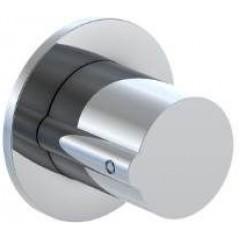 STEINBERG - Podomietkový ventil, chróm 100 4500 1