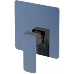 STEINBERG - Podomietková jednopáková zmiešavacie batérie pre vaňu/ sprchu, chróm 200 2243