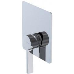 STEINBERG - Podomietková jednopáková zmiešavacie batérie pre vaňu/ sprchu, chróm 230 2243