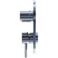 STEINBERG - Podomietková zmiešavacie sprchová páková batéria 3-cestná, chróm 100 2202 1