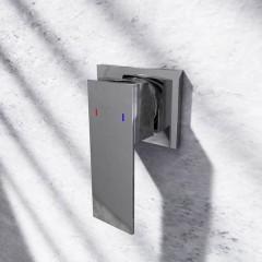 """STEINBERG - Podomietková páková batéria vrátane montážneho telesa 1/2 """", chróm 160 2250"""