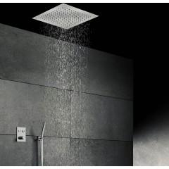 STEINBERG - Relaxačná horná sprcha, kartáčovaná nerezová ocel 390 6513