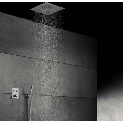 STEINBERG - Relaxačná horná sprcha, leštená nerezová oceľ 390 6312