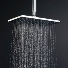 STEINBERG - Dažďová sprcha 145x220x9,5 mm, chróm 120 1687