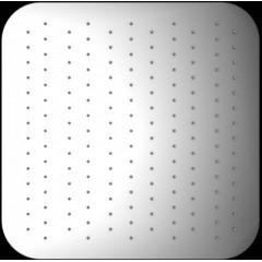 STEINBERG - Hlavová sprcha 400x400x2 mm, chróm (390 1683)