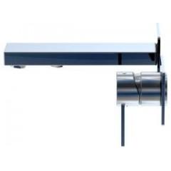 STEINBERG - Nástenná umývadlová batéria vrátane montážneho telesa, chróm 120 1816