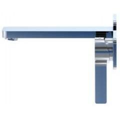 STEINBERG - Podomietková umývadlová batéria 2-otvorová bez montážneho telesa, chróm (230 1814)