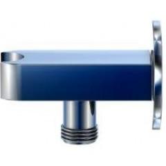 STEINBERG - Nástenné kolienko s držiakom ručnej sprchy 170 1667