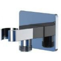 STEINBERG - Nástenný držiak ručnej sprchy s prívodom vody 200 1667