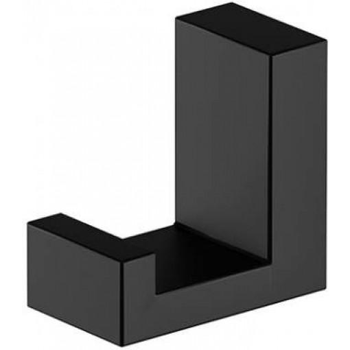STEINBERG - Háčik na uteráky, čierna mat 460 2400 S