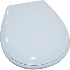 ALCAPLAST Sádromodul - predstenový inštalačný systém s bielym / chróm tlačidlom M1720-1 + WC CERSANIT ARTECO CLEANON + SEDADLO AM101/1120 M1720-1 AT2