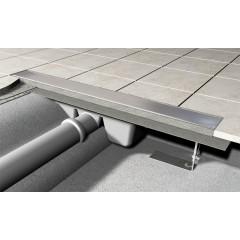 Alcaplast APZ6 Professional- liniový podlahový žlab pro plný rošt 1150 (APZ6-1150)