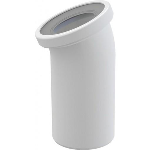 Alcaplast Dopojení k WC koleno 22° A90-22