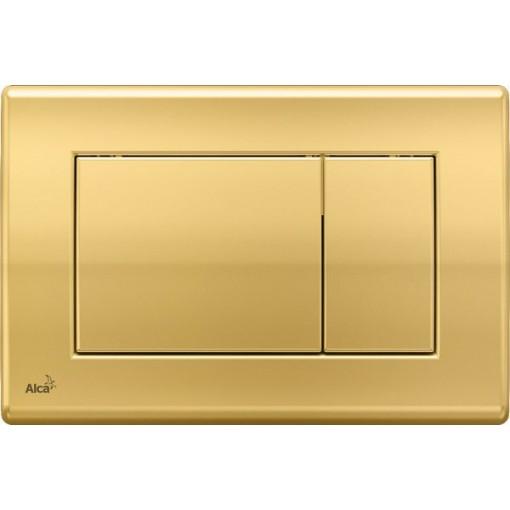 Alcaplast ovládací deska M275 zlatá (M275)