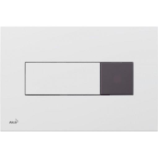 Alcaplast ovládací deska M370S bílá se senzorem M370S