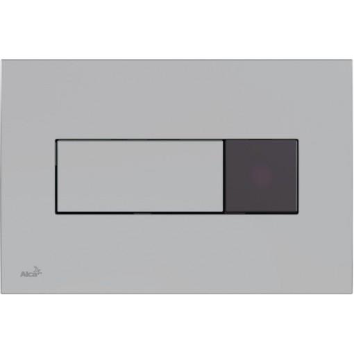 Alcaplast ovládací deska M371S chrom-lesklá se senzorem M371S