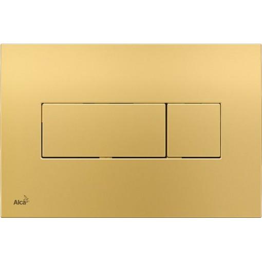Alcaplast ovládací deska M375 zlatá M375