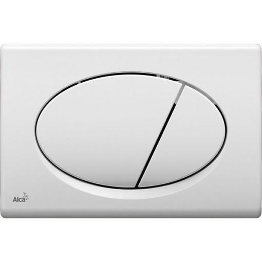 Alcaplast ovládací deska M70 bílá (M70)