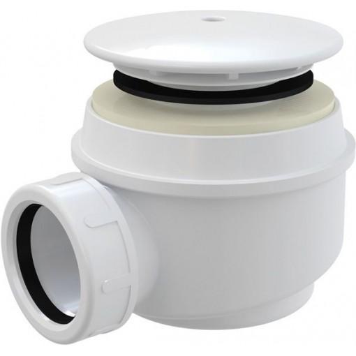 Alcaplast sifón pre sprchové vaničky 60mm biely A47B-60