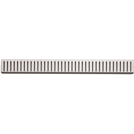 Alcaplast PURE-100M rošt podlahového žlabu matný 10cm doplněk roštu APZ1 PURE-100M