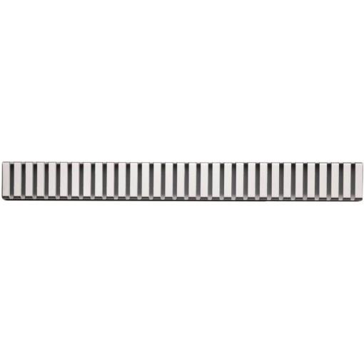 Alcaplast LINE-1450L rošt podlahového žlabu lesklý LINE-1450L
