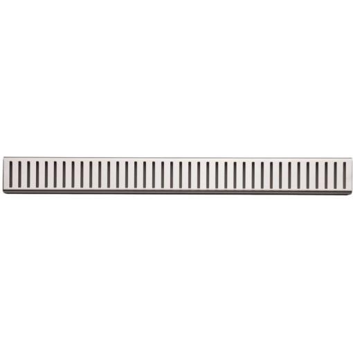 Alcaplast PURE-1450M rošt podlahového žlabu matný (PURE-1450M)