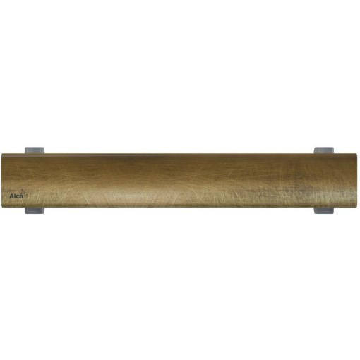 Alcaplast DESIGN-750ANTIC rošt podlahového žlabu pro APZ6,APZ106 (DESIGN-750ANTIC)