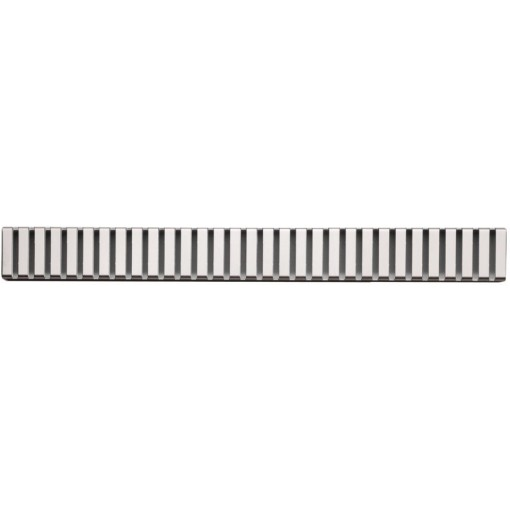 Alcaplast LINE-300M rošt podlahového žlabu matný (LINE-300M)